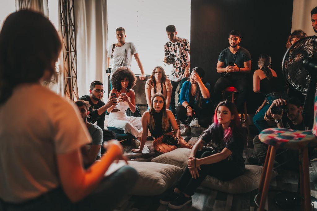 Community & Mentorship